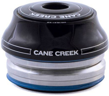 "Cane Creek 110 Styrfitting 1 1/8"" lang IS42/28.6/H15 I IS42/30, black 2019 Styrfittings Integrerede"