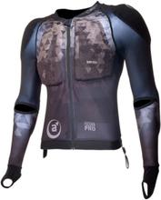 Amplifi Cortex Polymer Armor Takki Suoja, black XL 2020 Selkäsuojat