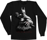 Batman Arkham City Long Sleeve T-Shirt, Long Sleev