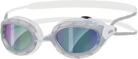 Zoggs Predator uimalasit , harmaa/valkoinen 2019 Uimalasit