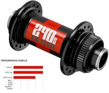 DT Swiss 240S MTB Disc Brake Hub framhjul Boost 32H 2020 Nav till MTB