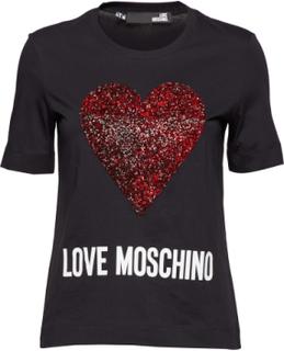 Love Moschino T-shirt Top Sort Love Moschino