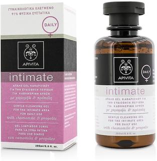 Från Apivita intim Gentle Cleansing Gel för intima området för dagl...