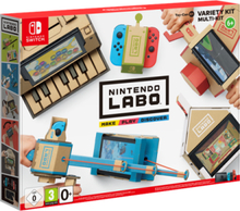 Labo - Toy-Con 01 - Variety Kit - Switch - Entertainment