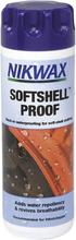 Nikwax SoftShell Proof Wash-In Kyllästysaine Spray, 300 ml 300ml 2019 Tekstiilien kyllästäminen