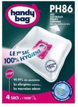 HANDY BAG PH86 Micropor Plus Dammsugarpåsar