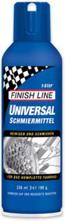 Finish Line 1-Step Universal 236ml Blå/Svart 2019 Smøremiddel