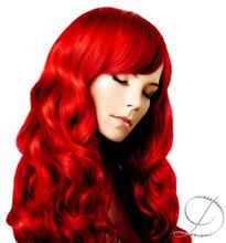 #Röd, 40cm, Clip-on