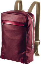 Brooks Pickzip Backpack Canvas 20l chianti/maroon 2019 Fritids- & Skolryggsäckar