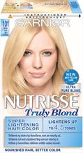 Nutrisse Truly Blond Ultra Light Ash Blonde -