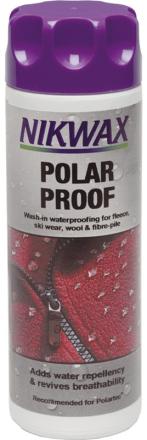 Nikwax Polar Proof 300 ml , violetti/valkoinen 2018 Tekstiilien kyllästäminen