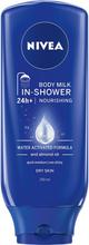 In-Shower Body Milk Dry Skin - 250 ml