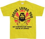 Jesus Loves You, But Everybody Else..., Basic Tee