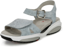 "Sandaler ""Syros"" från Xsensible blå"