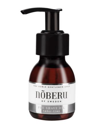 NõBeru Pre-Shave Oil - Amber-Lime