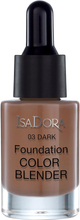 Foundation Blender Dark -