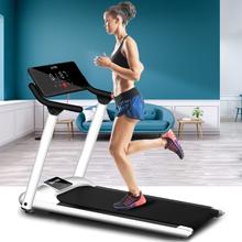Household Smart Electric Foldable Treadmill Mini Running Trainner Jog Space Walk Machine Aerobic Sport Indoor Fitness Equipment