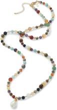 Ketting Liv edelstenen Van Juwelenkind multicolour