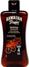 Tropical Tanning Oil 4 Rich - 200 ml