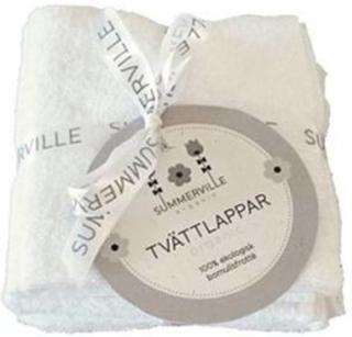 Summerville Tvättlappar Eko 5-pack