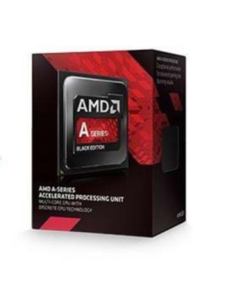 A10-7700K Black+ CPU - 3.4 GHz - FM2+ - 4 kerner - Boxed (PIB - med køler)