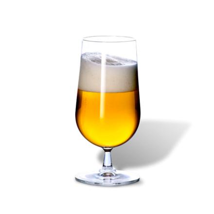 Rosendahl glass øl 2 stk