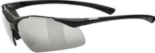 UVEX Sportstyle 223 sport glasses black