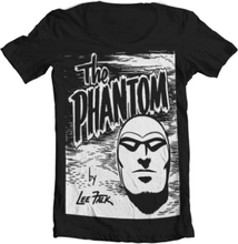 The Phantom Sketch Wide Neck Tee, Wide Neck T-Shirt