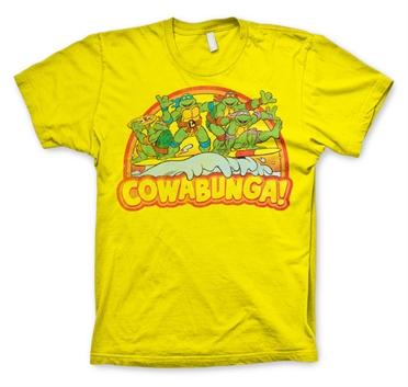 TMNT - Cowabunga T-Shirt, Basic Tee