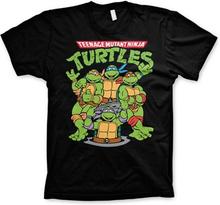 TMNT Group T-Shirt, T-Shirt
