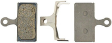 Shimano SLX G02S Bromsbelägg 1 par, Resin, M9000/M7000/M895/M615/CX75