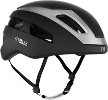 Bliz Bike Aero Helmet Elevate M13 Shiny Black/Silver S/M