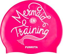 Funkita Silicone Swimming Cap printed 2019 Badehetter