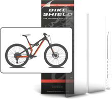 Sportscover Bikeshield Fullpack Regular Transparent, 12 deler, beskytt sykkelen