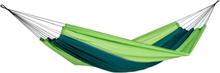 Amazonas Silk Traveller Hengekøye Grön, 220 x 140 cm, 150 kg, 350g