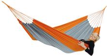 Amazonas Silk Traveller Hängmatta Orange, 220 x 140 cm, 150 kg, 350 g