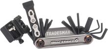 Blackburn Tradesman Multiverktyg 12 funktioner, 130g