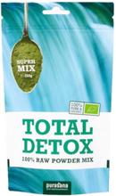 PURASANA-Purasana Total Detox Mix 250G-Greens