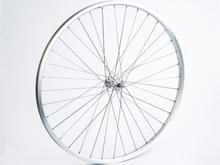 """Connect 700c Framhjul Silver, 28"""", Aluminium"""