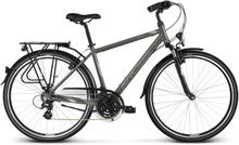Kross Trans 2.0 Herr Hybridcykel Alu, 21 växlar, Turcykel, 15,9 kg