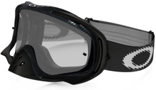 Oakley Crowbar MX True Kolfiber Goggles True Kolfiber. Clear