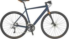 Scott Metrix 30 Disc Hybridcykel Alu, Claris 2x8, Platt styre, 11,16 kg