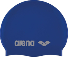 arena Classic Silicone Cap skyblue-white 2019 Badehetter