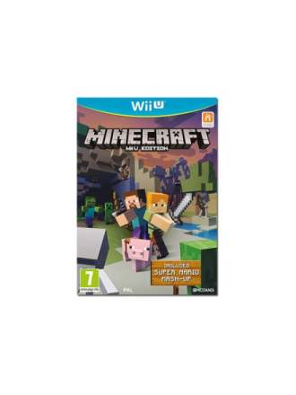 Minecraft Wii U Edition - Wii U - Action/Adventure - Proshop