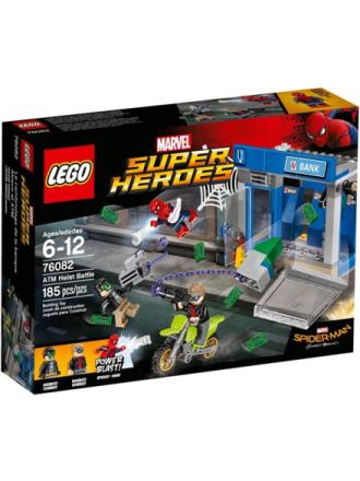 Marvel Super Heroes 76082 Hæveautomatrøveri - Proshop