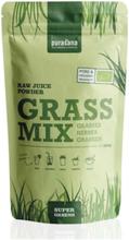 PURASANA-Purasana Grass Mix Juice Powder 200G-Greens