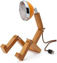 Mr. Wattson Mini Bordslampa USB Mclaren Orange - Piffany Copenhagen