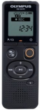 Olympus VN-541PC with alkaline battery, Black, microUSB cable Diktafon