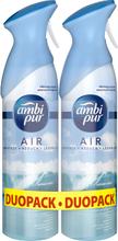 Ambi Pur Ocean Mist Air Freshener 2 x 300 ml
