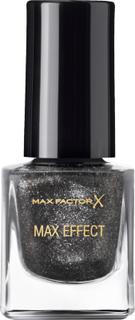 Max Factor Max Effect Mini Nailpolish Silver 4,5 ml